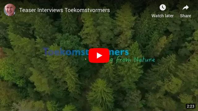 Toekomstvormers teaser interviews